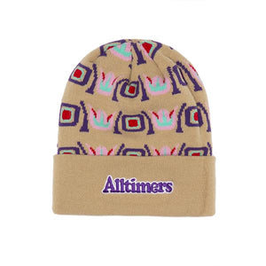 Alltimers Grizz Beanie - Sand
