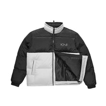 Load image into Gallery viewer, Polar Combo Puffer - Black /Ice Grey