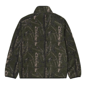 Carhartt WIP Beaufort Jacket - Camo Tree Green, Reflective