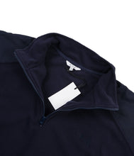 Load image into Gallery viewer, Polar Half-Zip Pullover Fleece Navy