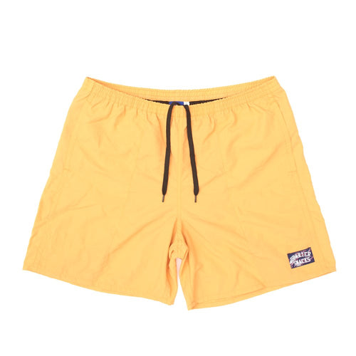 Quartersnacks Swim Trunks - Peach