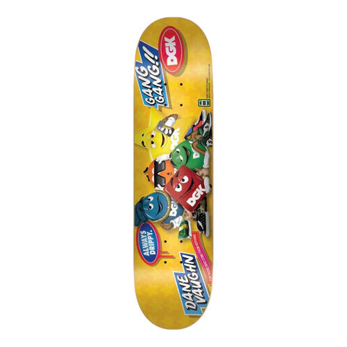 DGK Drippy Vaughn Deck - 8