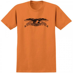 Antihero Basic Eagle Tee - Orange