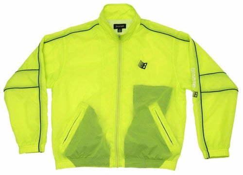 Bronze 56K Sports Jacket - Neon Green