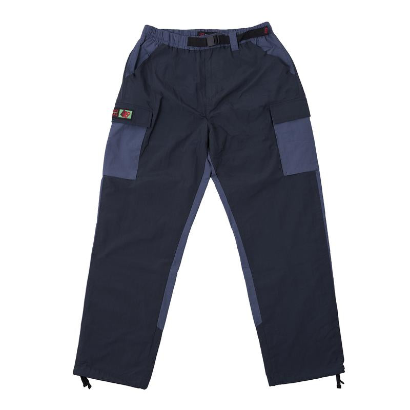Bronze 56K Hard Ware Cargo Pants - Dark Navy