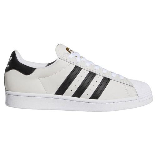 Adidas Superstar ADV - White/Black/Gold Metallic
