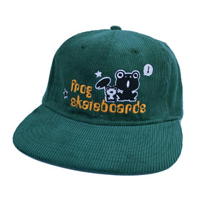 Frog Skateboards Hat - Green