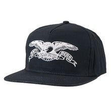 Load image into Gallery viewer, Anti Hero Basic Eagle Snapback - Navy/White