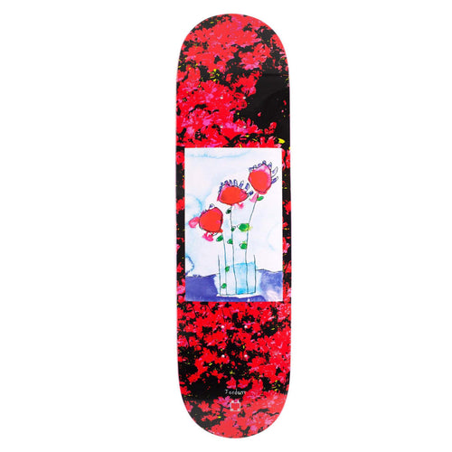 WKND Taylor Roses Are Red Deck - 8.5