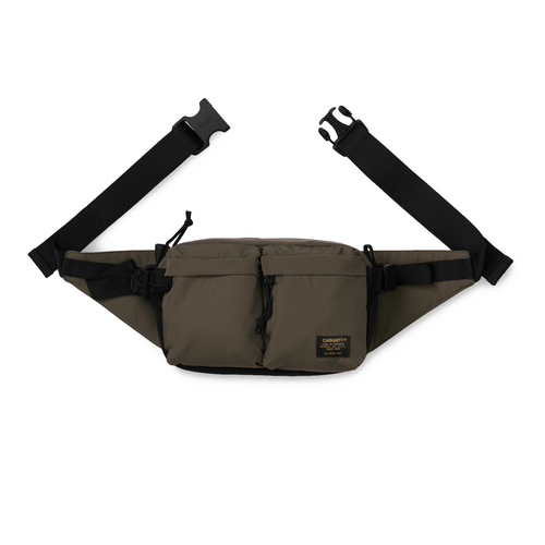 Carhartt WIP Military Hip Bag - Cypress/Black