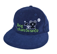 Load image into Gallery viewer, Frog Skateboards Hat - Navy