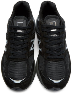 New Balance M990BK5 USA Black/Silver