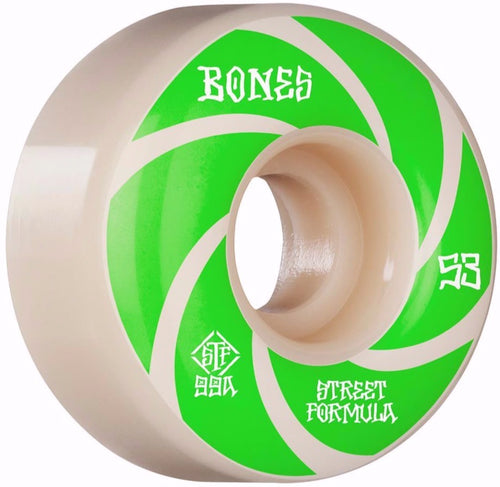 Bones STF Patterns Wheels - 99A 54mm V1