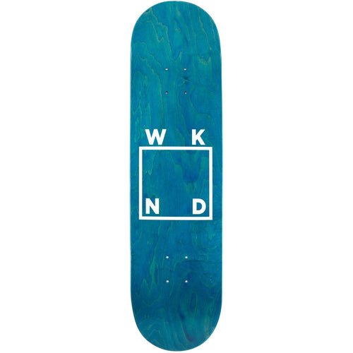 WKND Assorted Veneers Logo Deck - 8.25