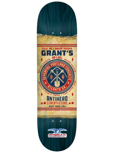 Antihero Taylor General Mercantile Deck - 8.38