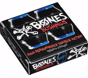 Bones Hardcore Bushings Soft - Black