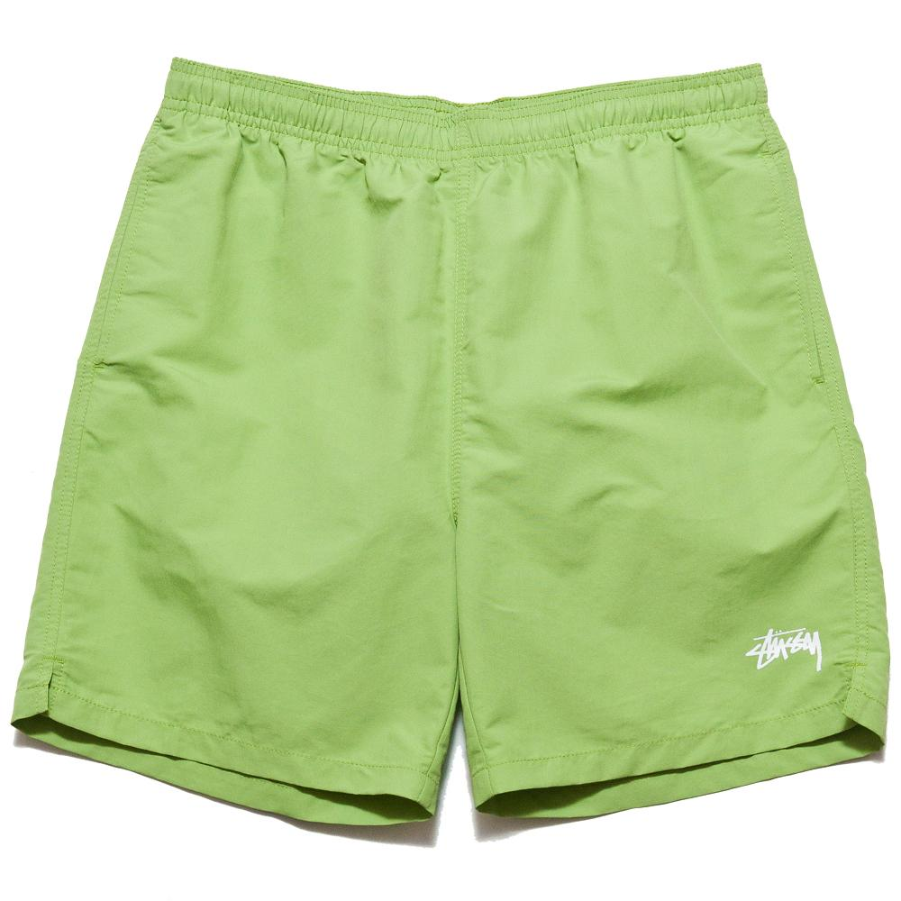 Stussy Stock Water Short - Lime