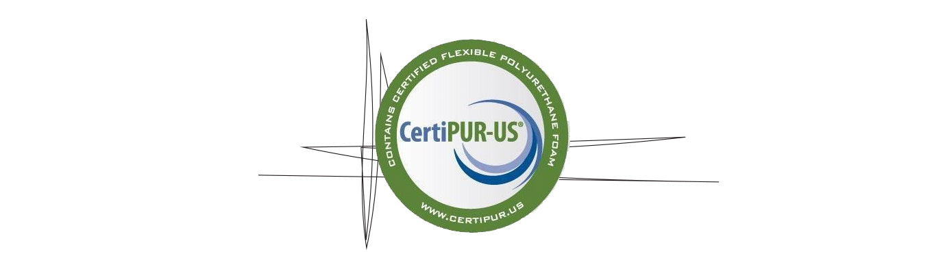 All ORB products are CertiPUR-US certified