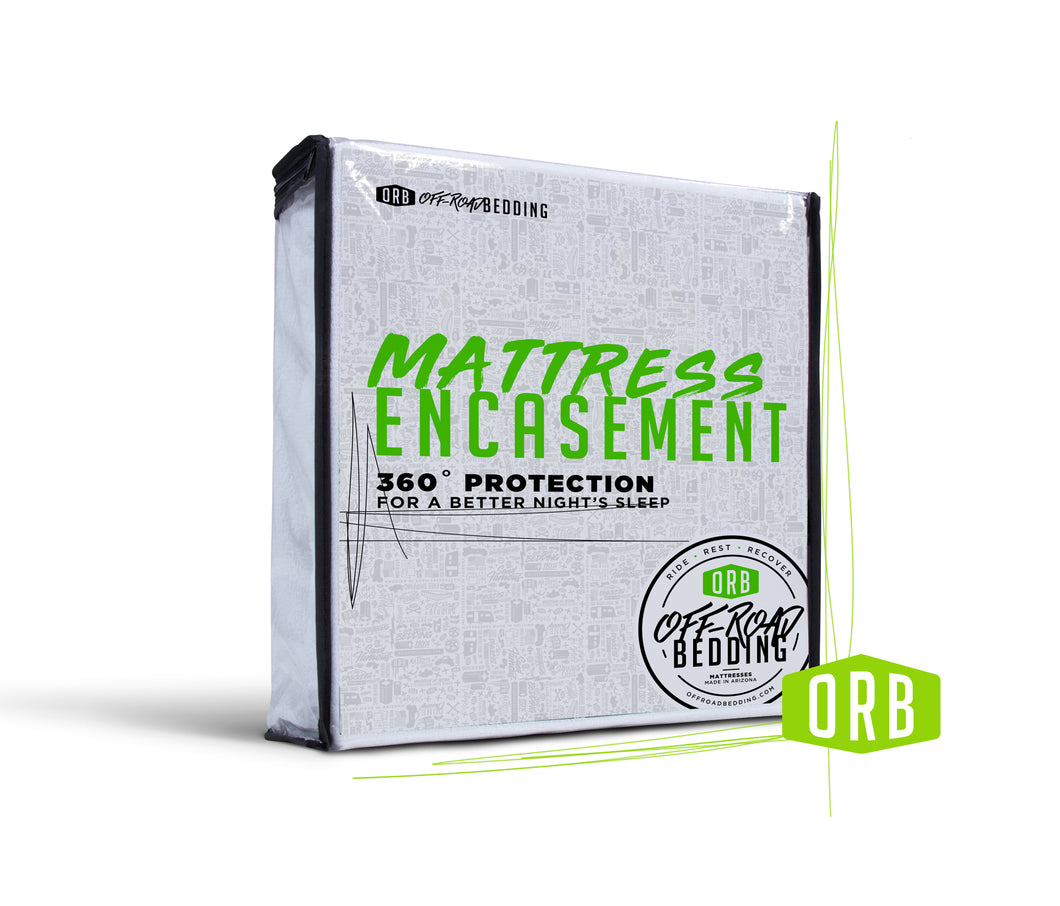 RV Mattress Encasement