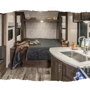 Off-Road Bedding RV Mattress Bamboo Sheets