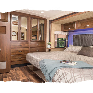 Off-Road Bedding Microfiber Sheets RVs