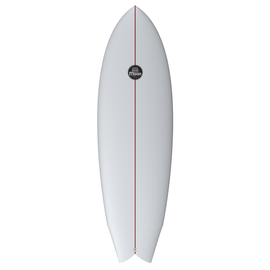 Fish Quatro Moon Surfboards