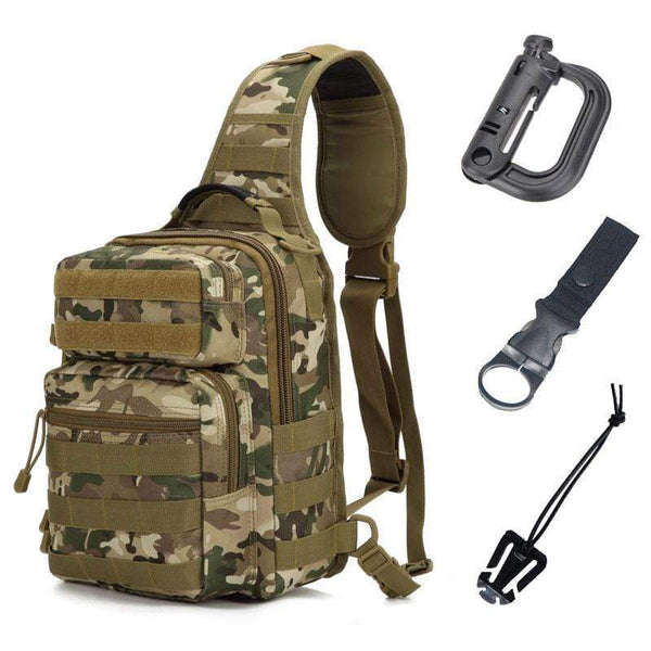 900D Military Tactical Backpack Shoulder - kassouanet
