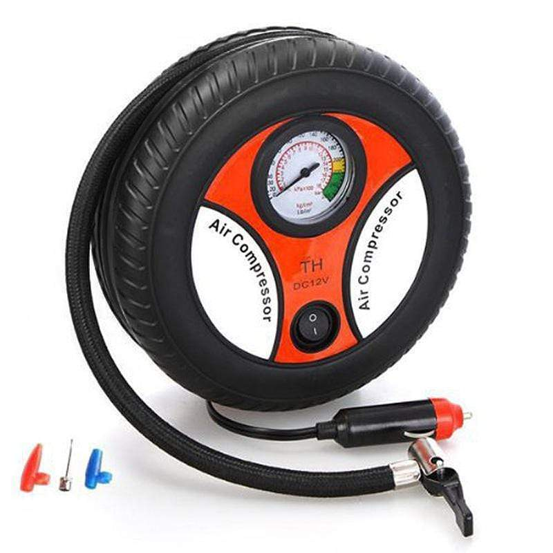 Car Air Pump - kassouanet
