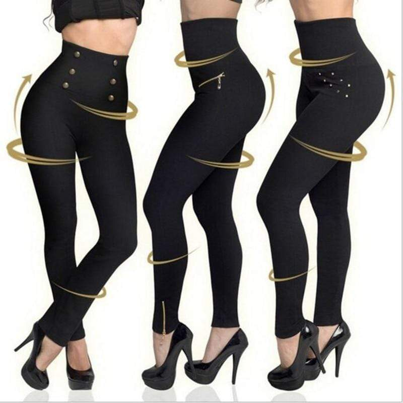 Hollywood High Waist Leggings Klicy