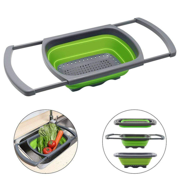 Progressive Collapsible Colander Kassouanet
