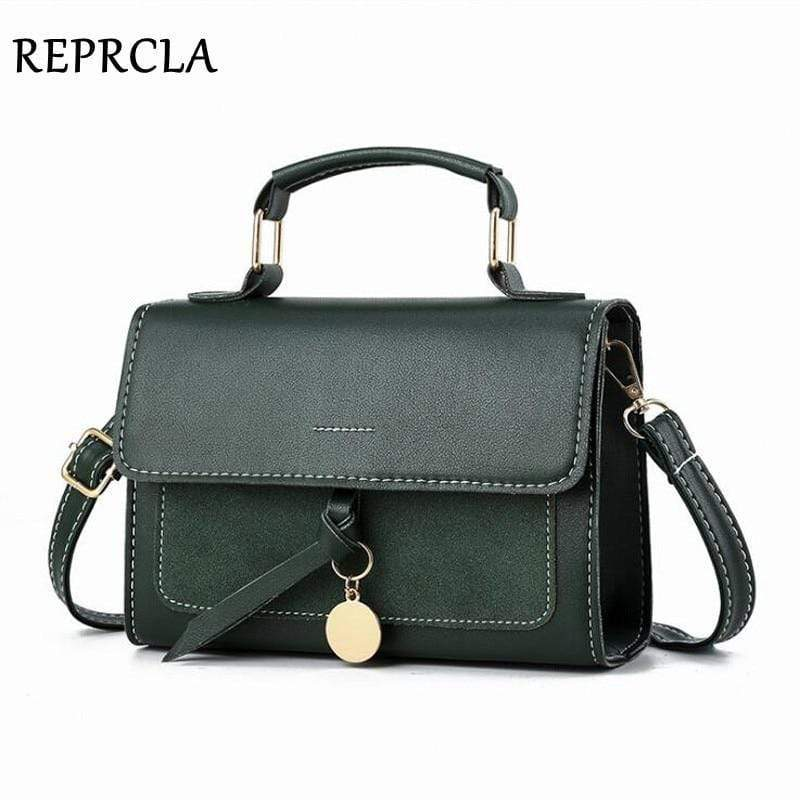 REPRCLA New Luxury Women Leather High Quality Handbag - kassouanet