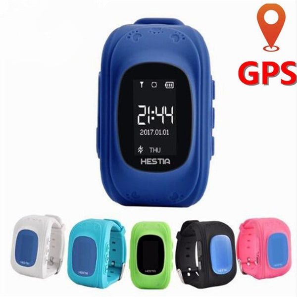 Smart GPS – Kids Safety Smart Watch Klicy