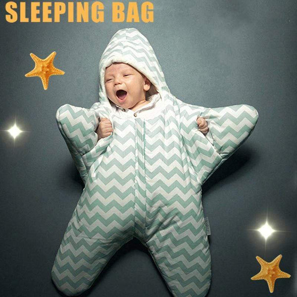 starfish baby sleeping bag Klicy