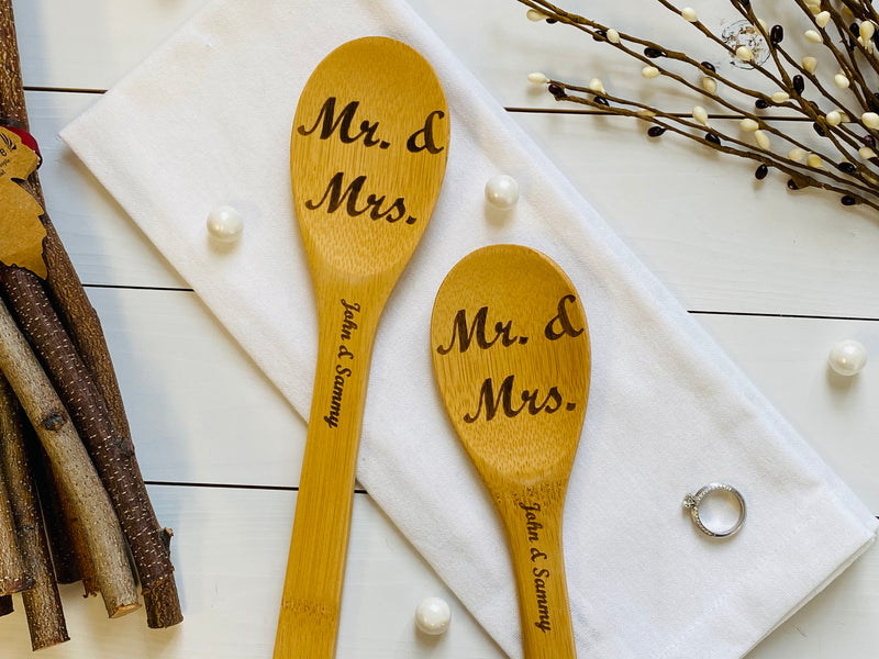 Bulk Wedding Spoons