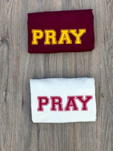 Load image into Gallery viewer, Varsity Pray Tee