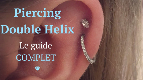 piercing double helix