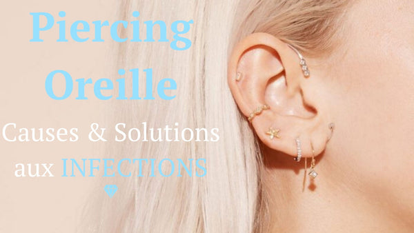 piercing oreille infection