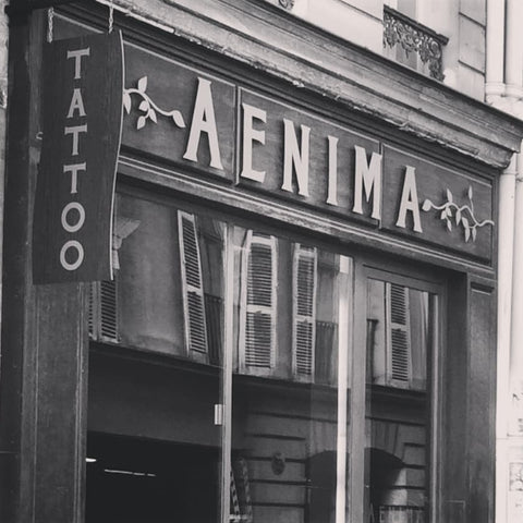 perceur paris aenima