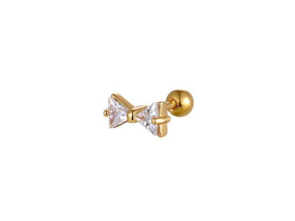 Piercing Conch <br> Petit Noeud-Papillon