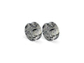Piercing-Dealer Gris / 18mm Ecarteur d'Oreille <br> Pierre