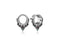 Piercing-Dealer 6mm Ecarteur d'Oreille <br> Tunnel