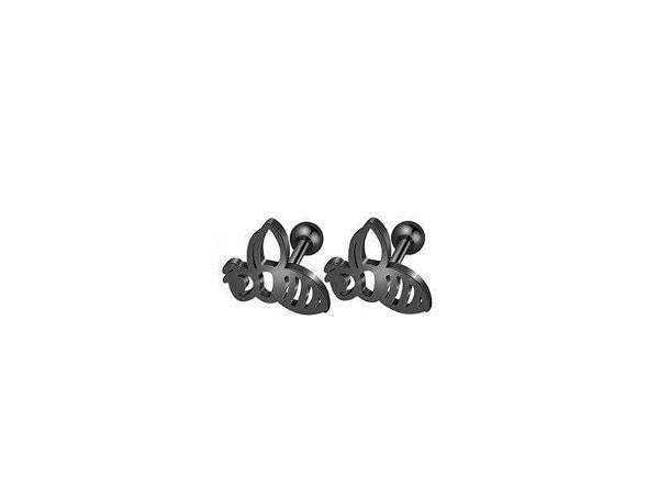 Piercing Conch <br> Abeilles (Lot de 2)