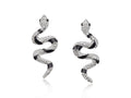 Piercing-Dealer Piercing Lobe <br> Serpent Diamant