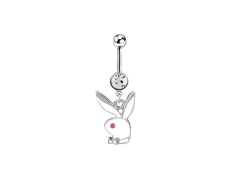 Piercing Nombril <br> Lapin Playboy