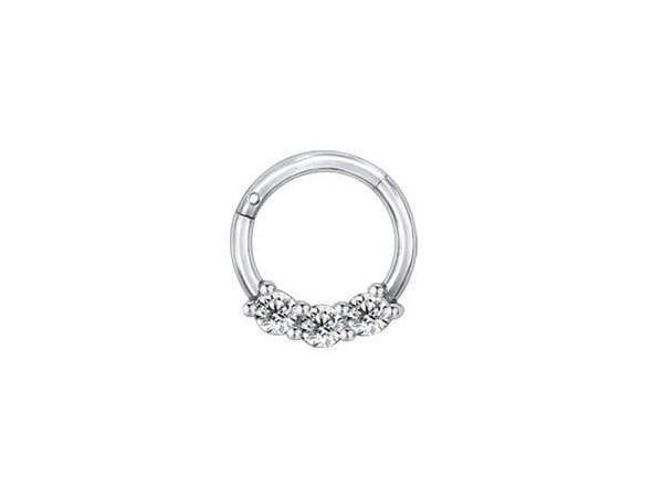 Piercing-Dealer Argent snug