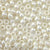 bridal pearl 6 x 9mm plastic pony beads in bulk