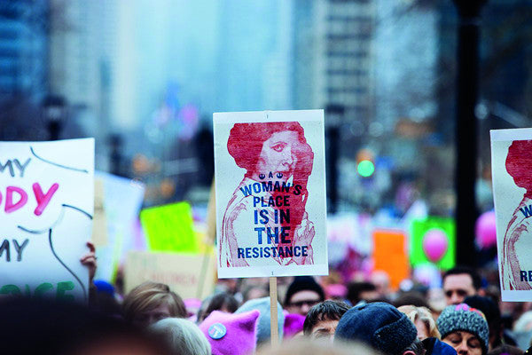 Why do we need International Women's Day in 2017?
