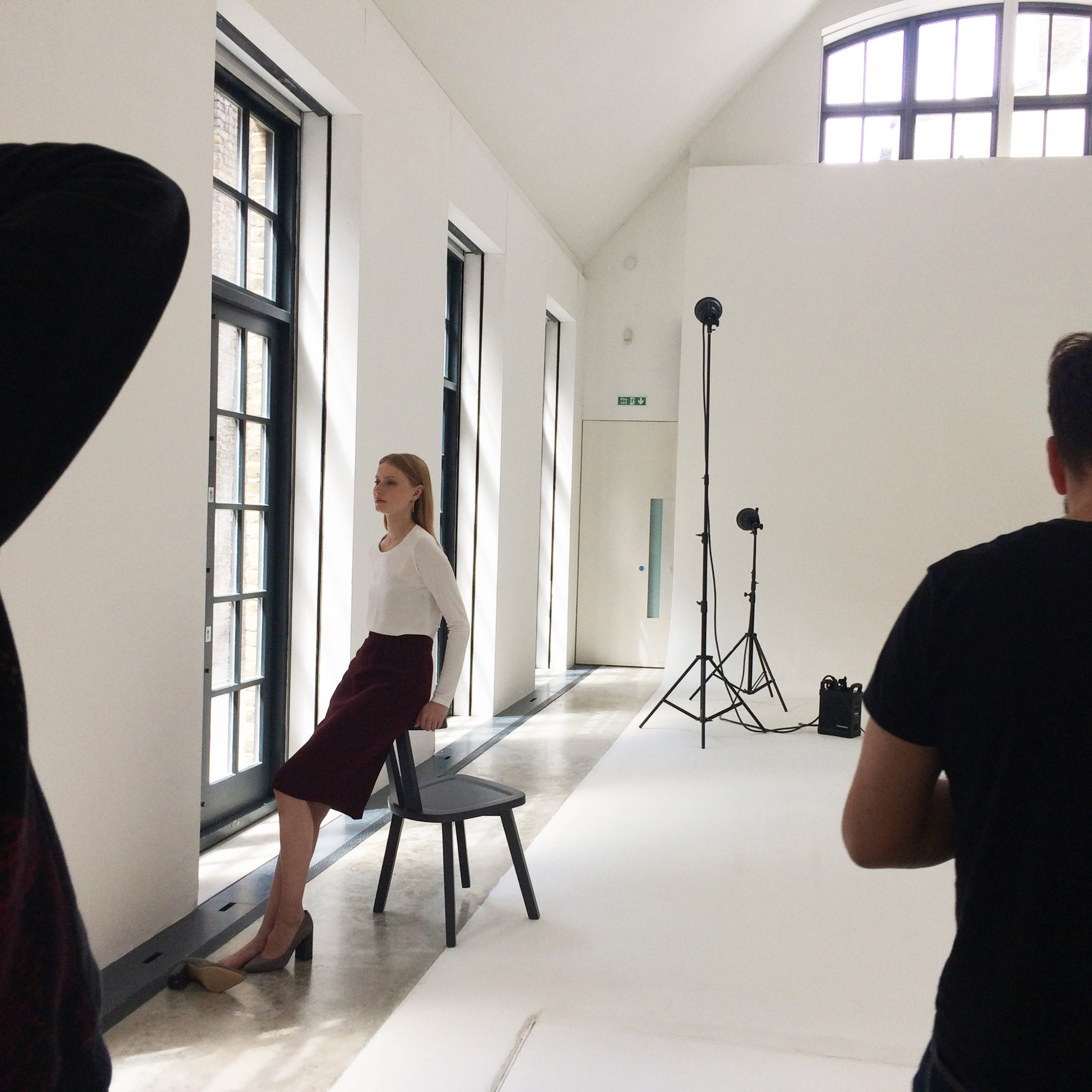 Behind the scenes: AW18