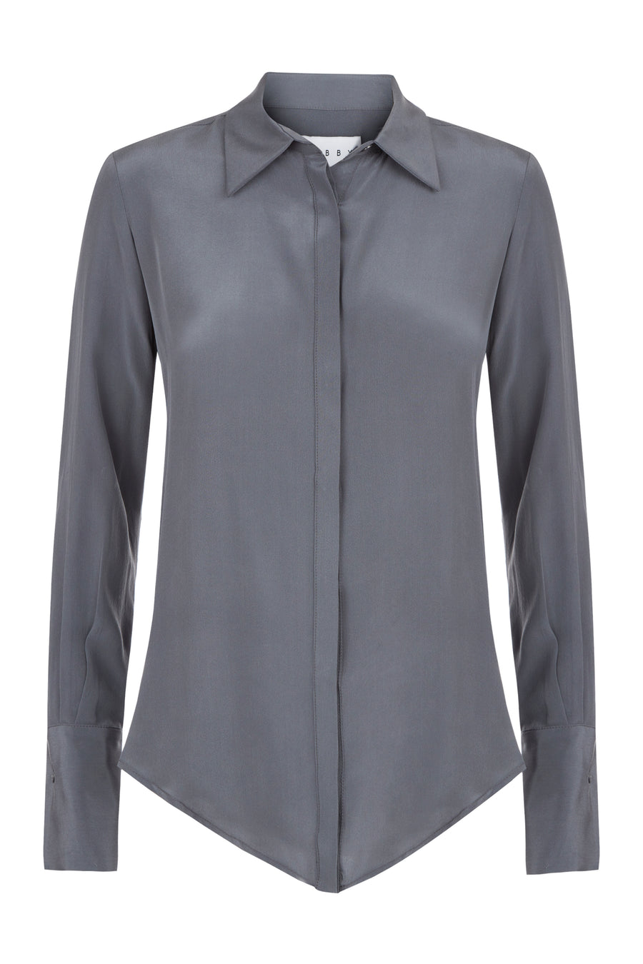 Beaulieu Silk Shirt Dove