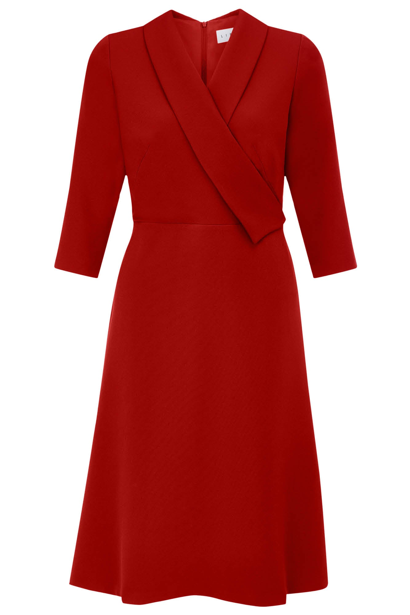 Farringdon Red Dress